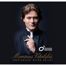 """Merūnas ir kauno miesto simfoninis orkestras """"Gražiausios operų arijos"""""""
